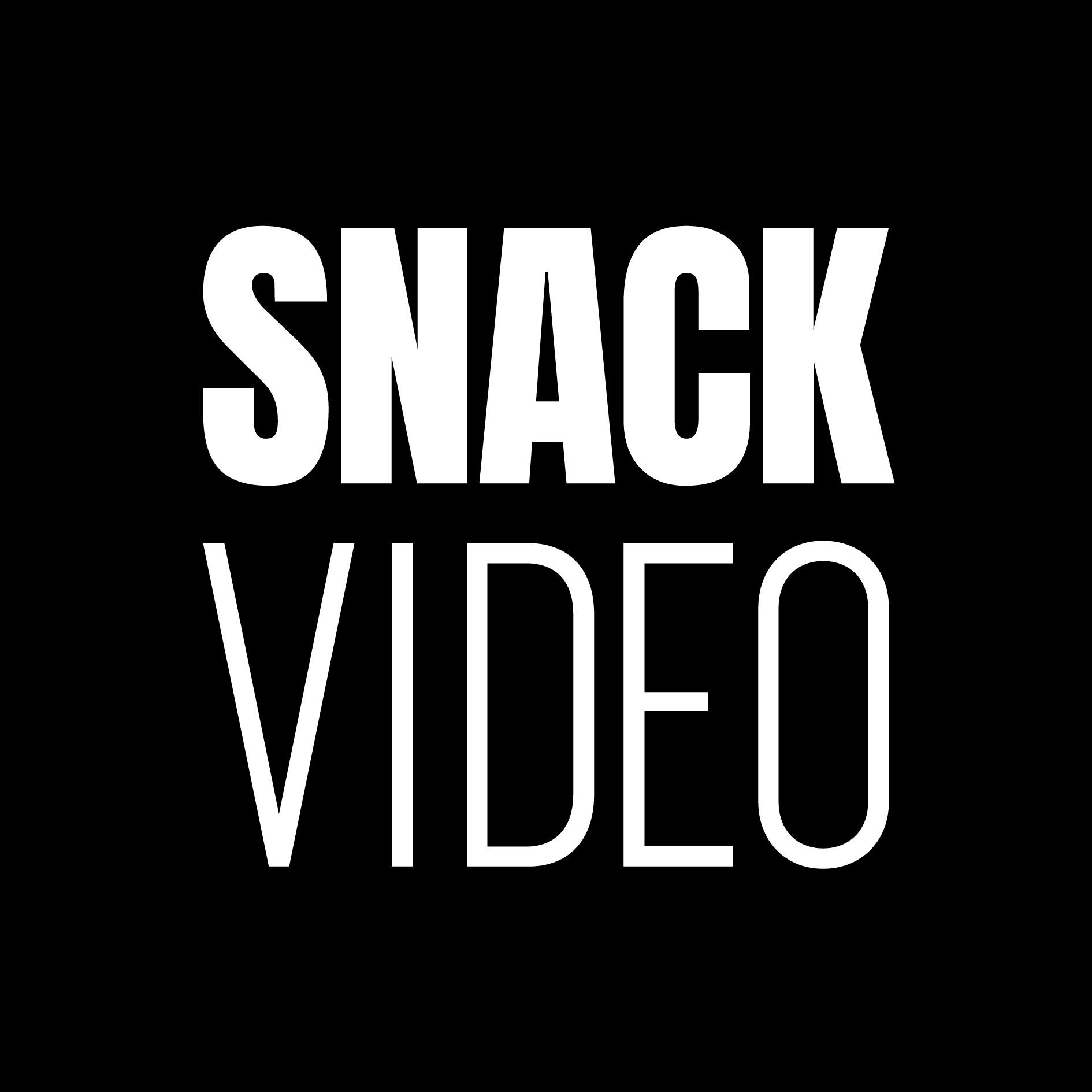 Snack Video Produktion