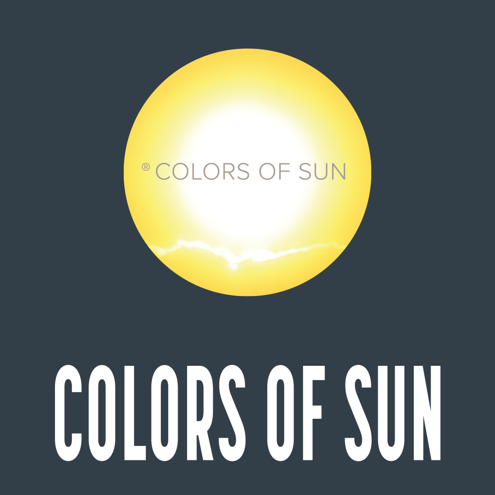 colors of sun
